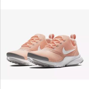 e643a6d094ce3 Nike Shoes - Nike Presto Fly GS Crimson Tint White Shoes 😍💗